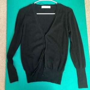 Zara Cardigan Sweater Black